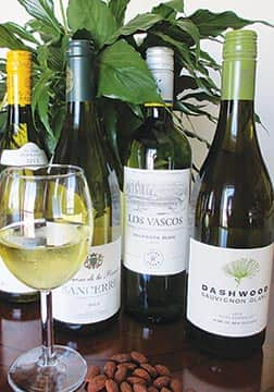 Sauvignon Blanc from around the world