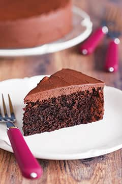The science behind Chocolate Cake  |  Part II
