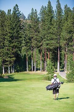 Swing into spring  |  2015 Tahoe Golf Preview