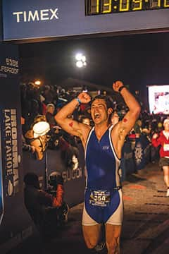 Ironman Lake Tahoe  · Toughest in North America