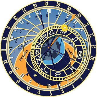 Picking wines by the astrology wheel