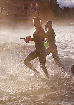 091814-Ironman_Dawn-water-exit