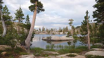 Paradise Lake provides some of the same jumping-off-granite-into-cool-waters joy that you will find in Desolation Wilderness  | Tim Hauserman