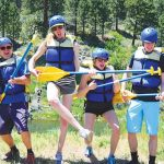 rafting the truckee