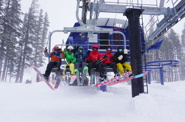 Missing snowboarder found dead by Squaw Valley Ski Patrol