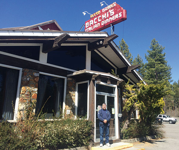 Italian Roots At Historic Bacchi S Tahoe Weekly