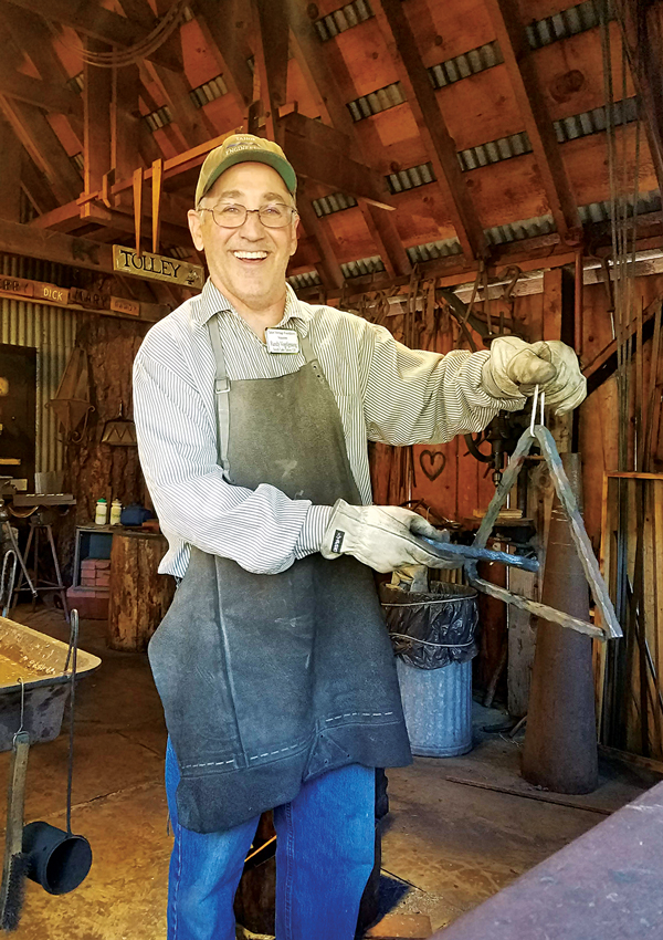 Playing With Fire The Ancient Art Of Blacksmithing Tahoe
