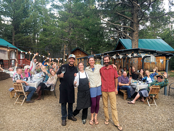 Farm To Table Dinners Tahoe Weekly