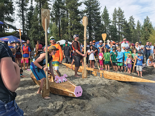 Join the Wooden Boat Challenge - Tahoe Weekly